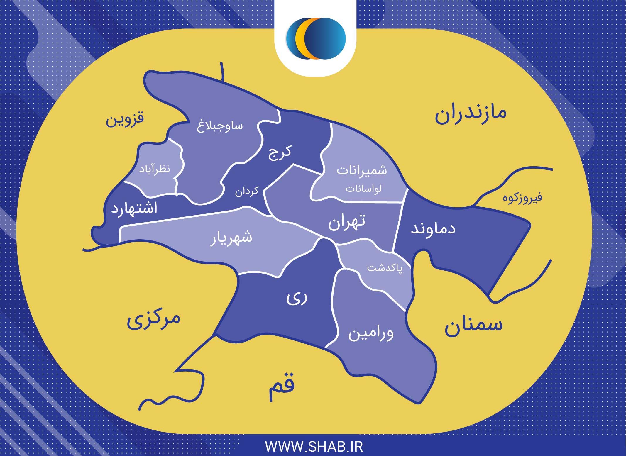 محدودیت جاده ای تهران و کرج در کرونا