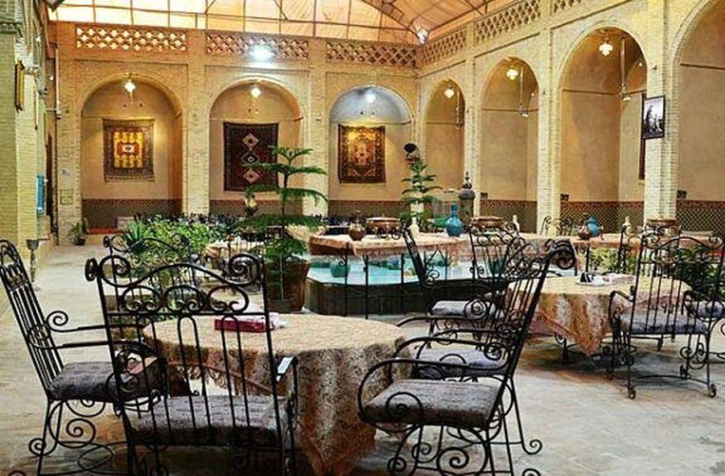 رستوران مرشد تهران