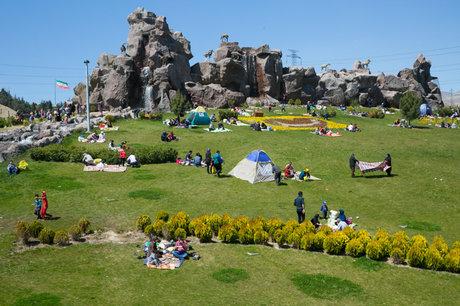 پارک پردیسان تهران
