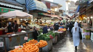 بازار سنتی رامسر